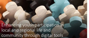 Imagen - Enhancing youth participation in local and regional life and community through digital tools (CURSO ON LINE).